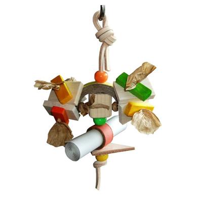 Shredding Toy Calypso for Mini to Small Birds