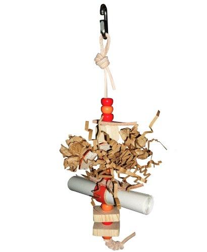 Blaze Shredding Toy for Mini to Medium Birds