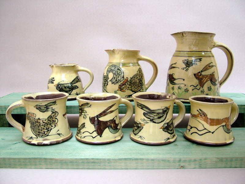 jugs & mugs