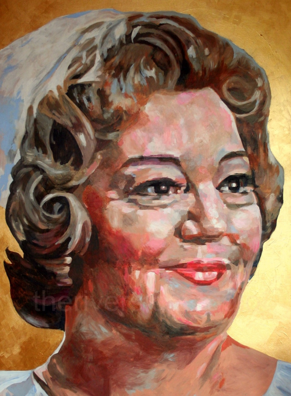 Hattie Jacques Portrait Format