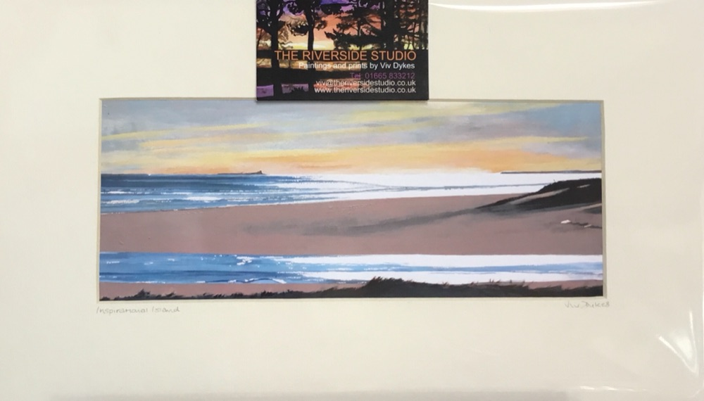 Alnmouth Panoramic Prints