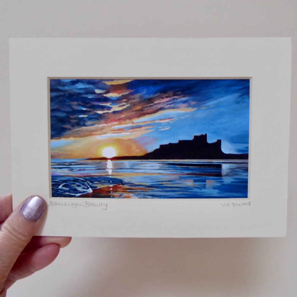Bamburgh Beauty