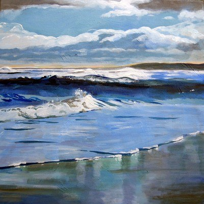 Sea Breeze ORIGINAL SOLD