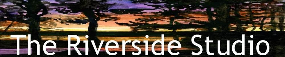 The Riverside Studio, site logo.