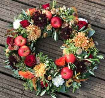 Autumn wreath 01