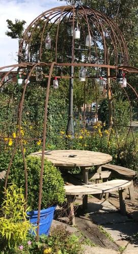 The Broadleys garden