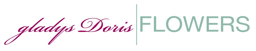 gladysDoris, site logo.