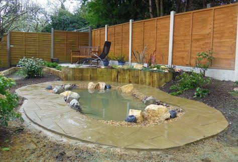 Pond after 4