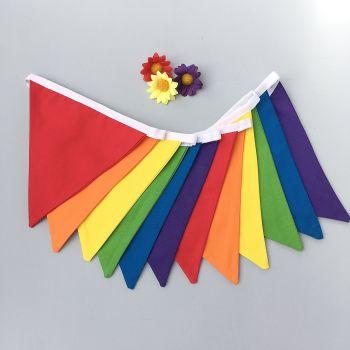 Bright  Rainbow Bunting