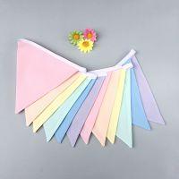 Pastel Rainbow Bunting