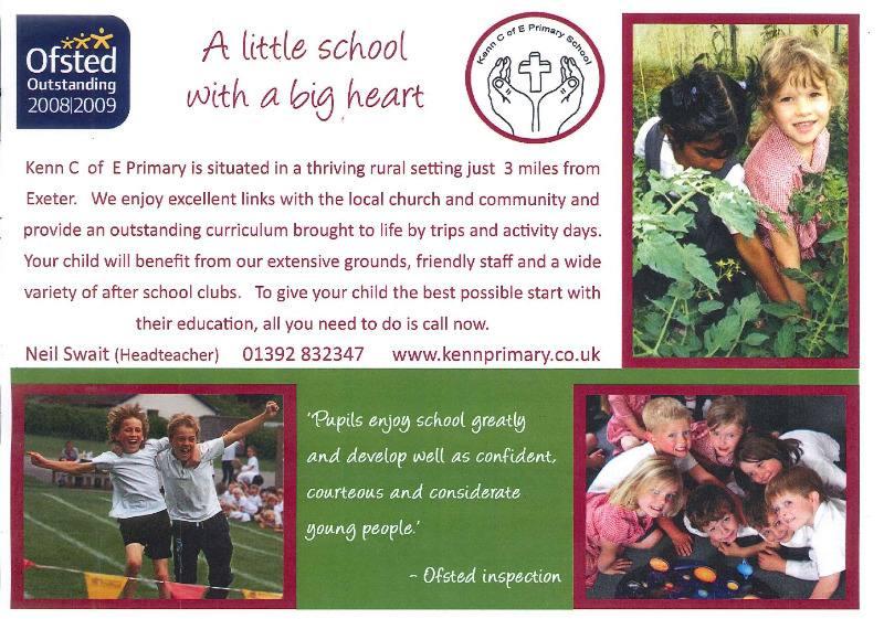 kenn school poster