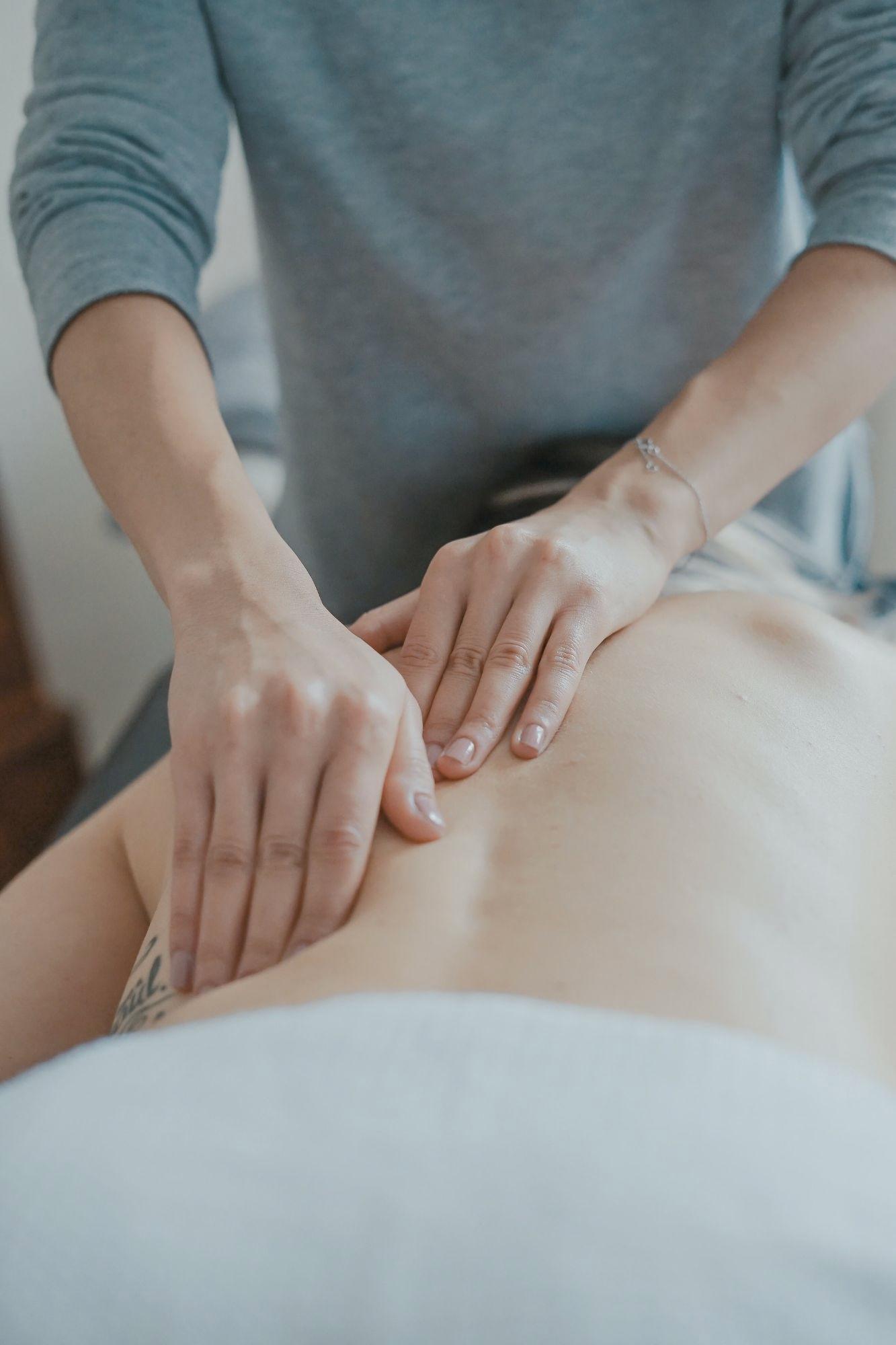 Calico Pregnancy Massage Postnatal Massage