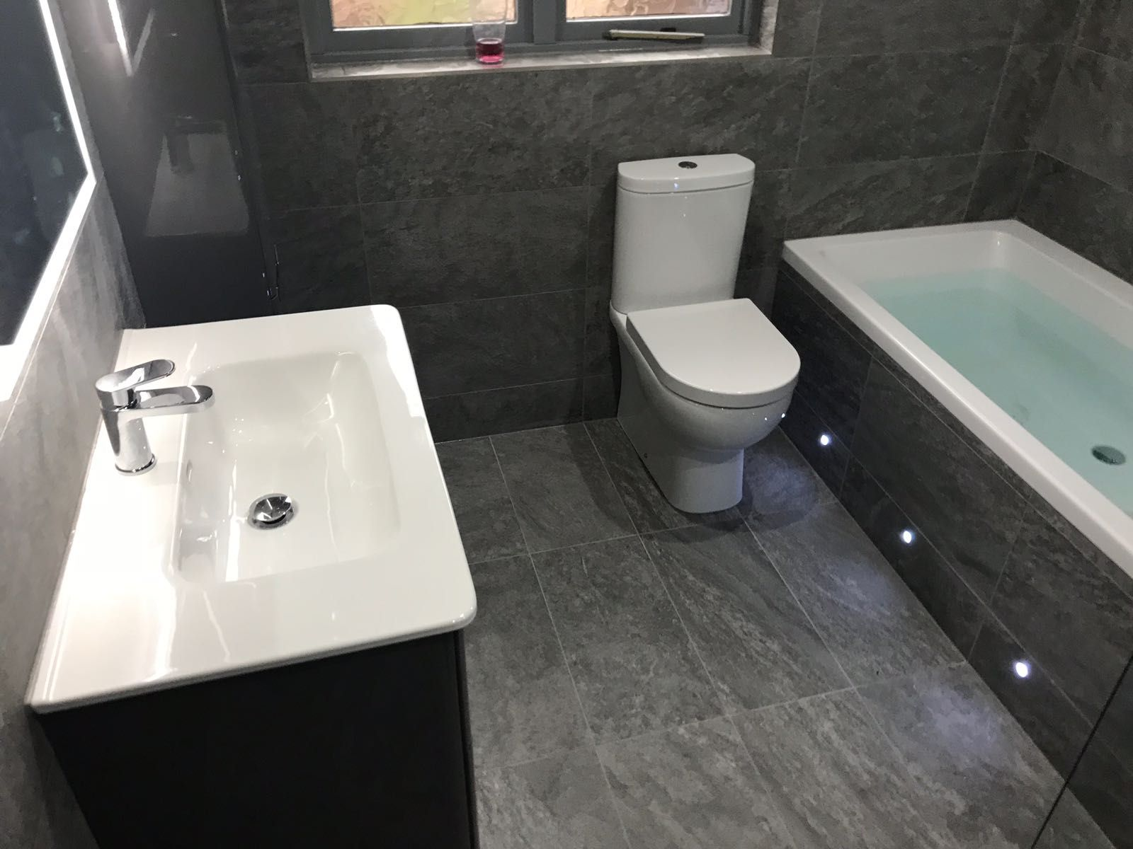 Kingdom Bathrooms Best Value Service In Fife