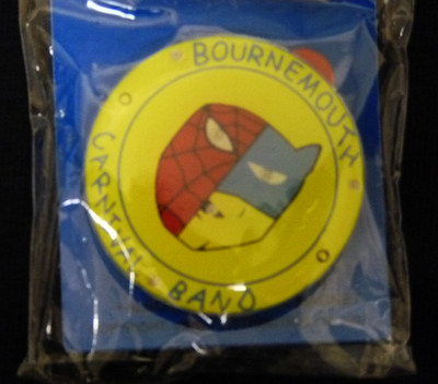 Bournemouth Carnival Band Badge