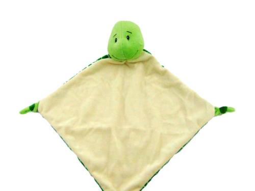 PERSONALISED TURTLE COMFORTER SOFT TOY