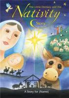 THE LITTLE DONKEY & THE NATIVITY STORY BOOK