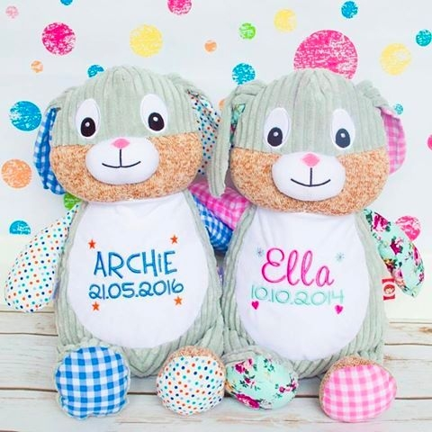 <!-- 00001 --> PERSONALISED SOFT TOYS
