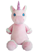PERSONALISED UNICORN - PINK