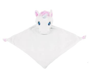 UNICORN COMFORTER - WHITE