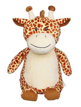 PERSONALISED GIRAFFE - TAN