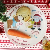 <!-- 00001 -->FELT STITCH PERSONALISED MINCE PIE PLATE