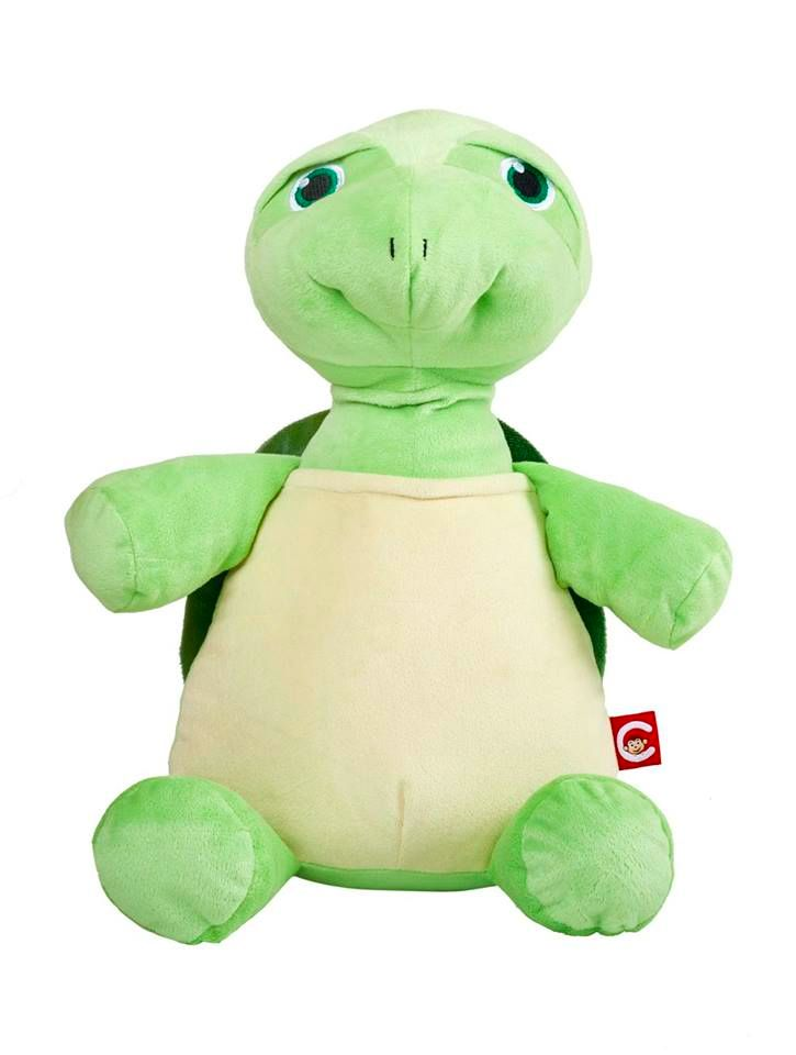 PERSONALISED TURTLE SOFT TOY
