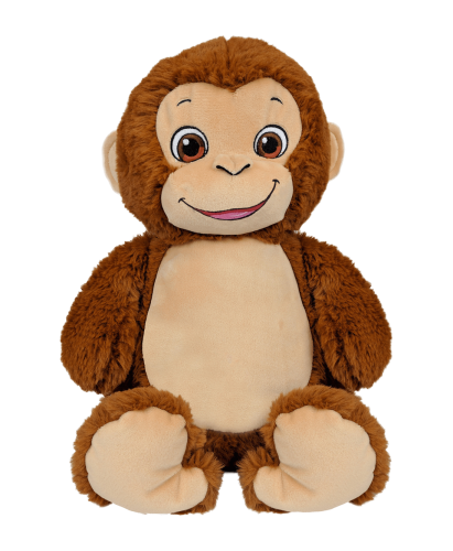 PERSONALISED SIGNATURE MONKEY - PRE ORDER FOR LATE SEPTEMBER