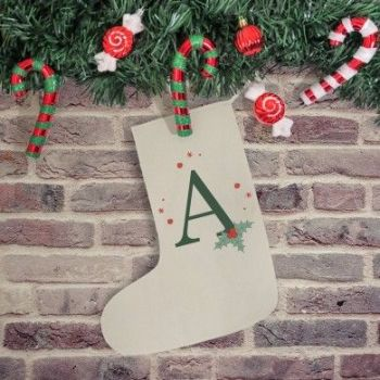 TREE INITIAL STOCKING