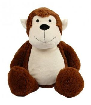 MUMBLES PERSONALISED MONKEY