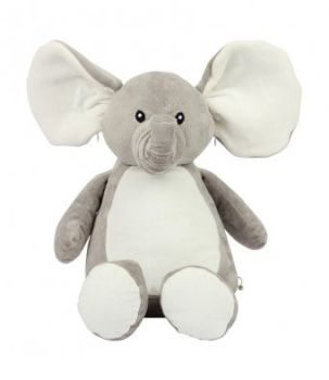 MUMBLES PERSONALISED ELEPHANT