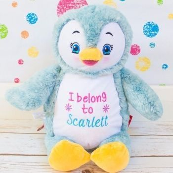 PERSONALISED SIGNATURE PENGUIN