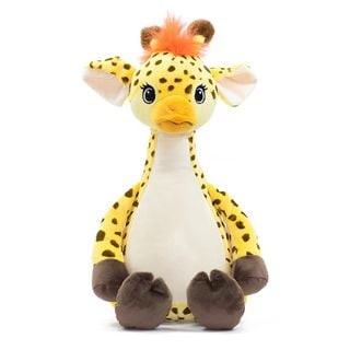 PERSONALISED SIGNATURE GIRAFFE