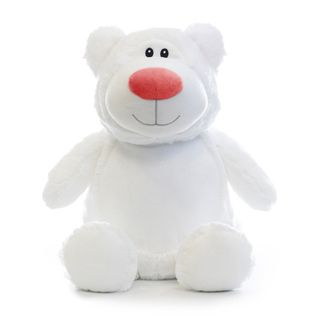 PERSONALISED POLAR BEAR (DISPATCHED IN DECEMBER)