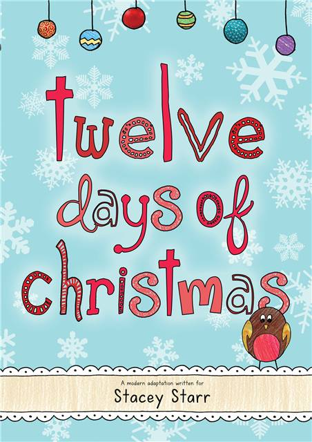 Twelve Days Of Christmas Book.Twelve Days Of Christmas Book