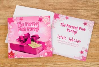 THE PERFECT PINK PARTY BOOK