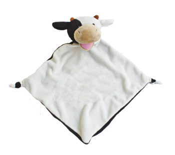 PERSONALISED COW COMFORTER
