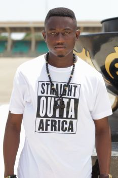 Straight Outta Africa /White