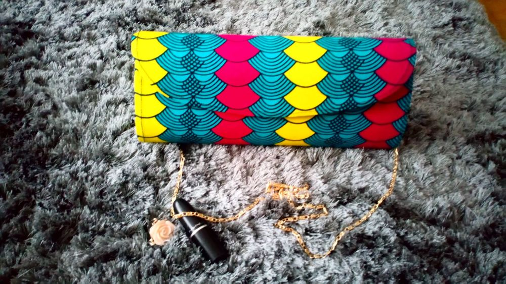 Shells Clutch Bag