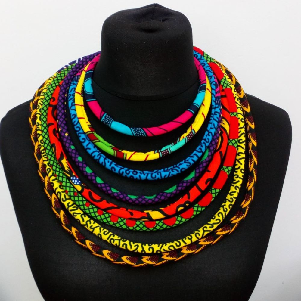 8 Step Layered Necklace
