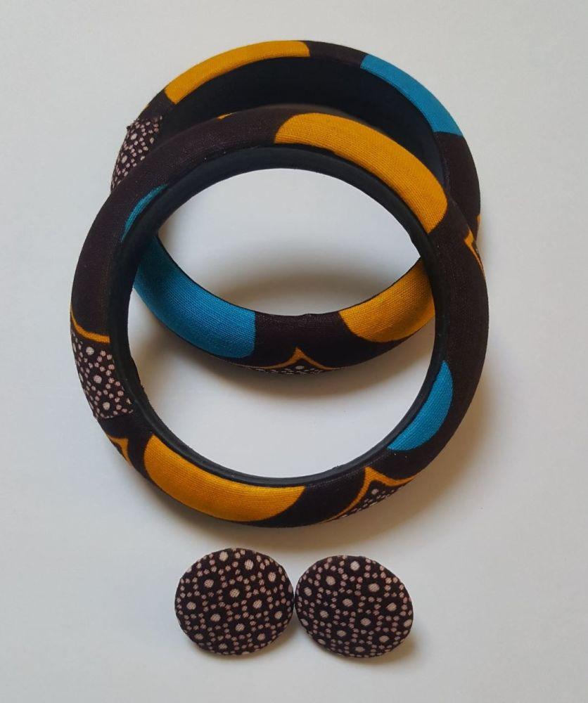 Bangle and Earring Set /Koto