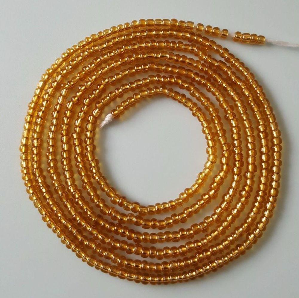 Waist Beads / Gold