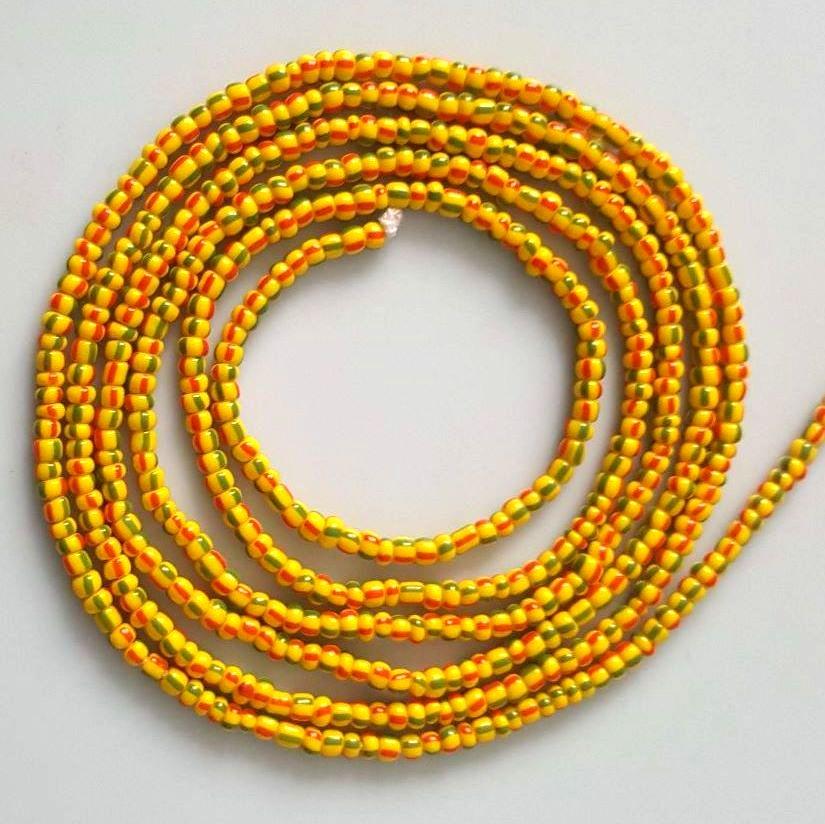 Waist Beads / Flag