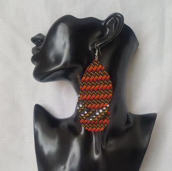 Drops Earrings/ Fasa