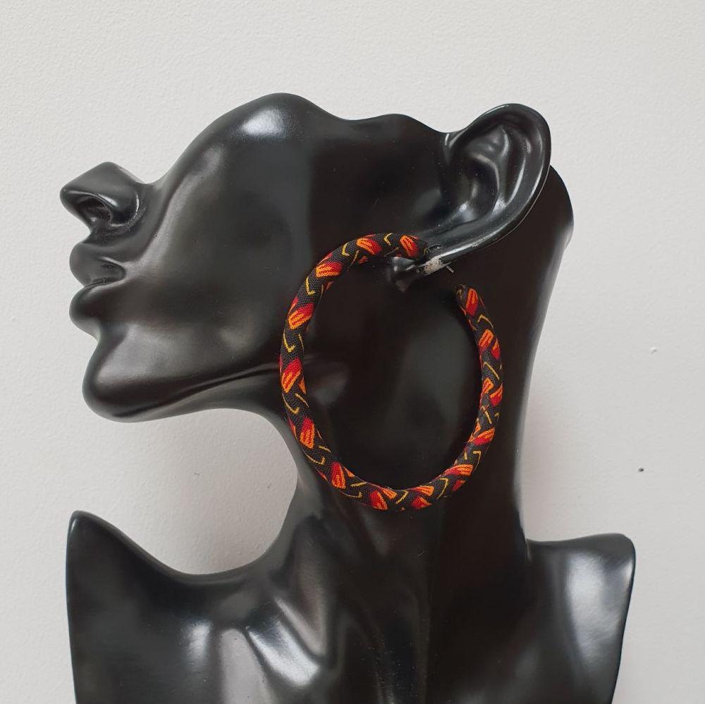Hoops Earrings/ Ketepa