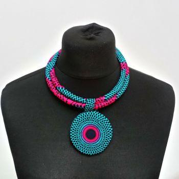 Zuri Choker /Turquoise