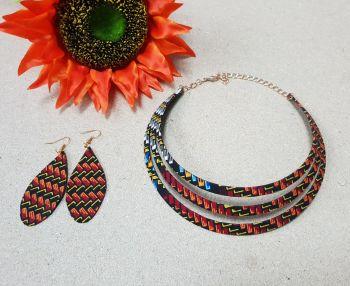 Choker Earring Set / Ketepa