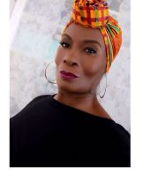 African Print Head Wrap/ Original  Kente
