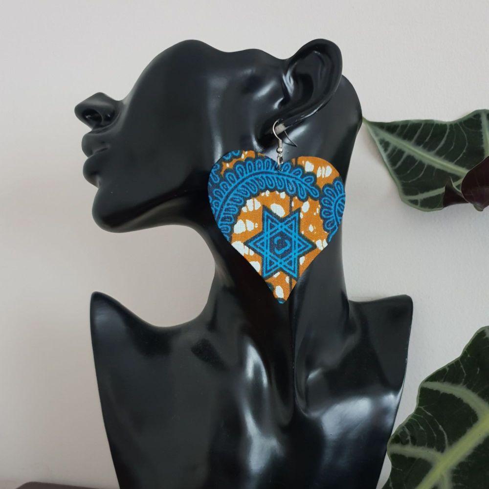 Earrings/ Akoma/ Abi