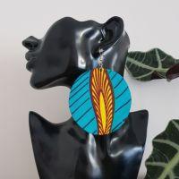 Earrings/ Akobi