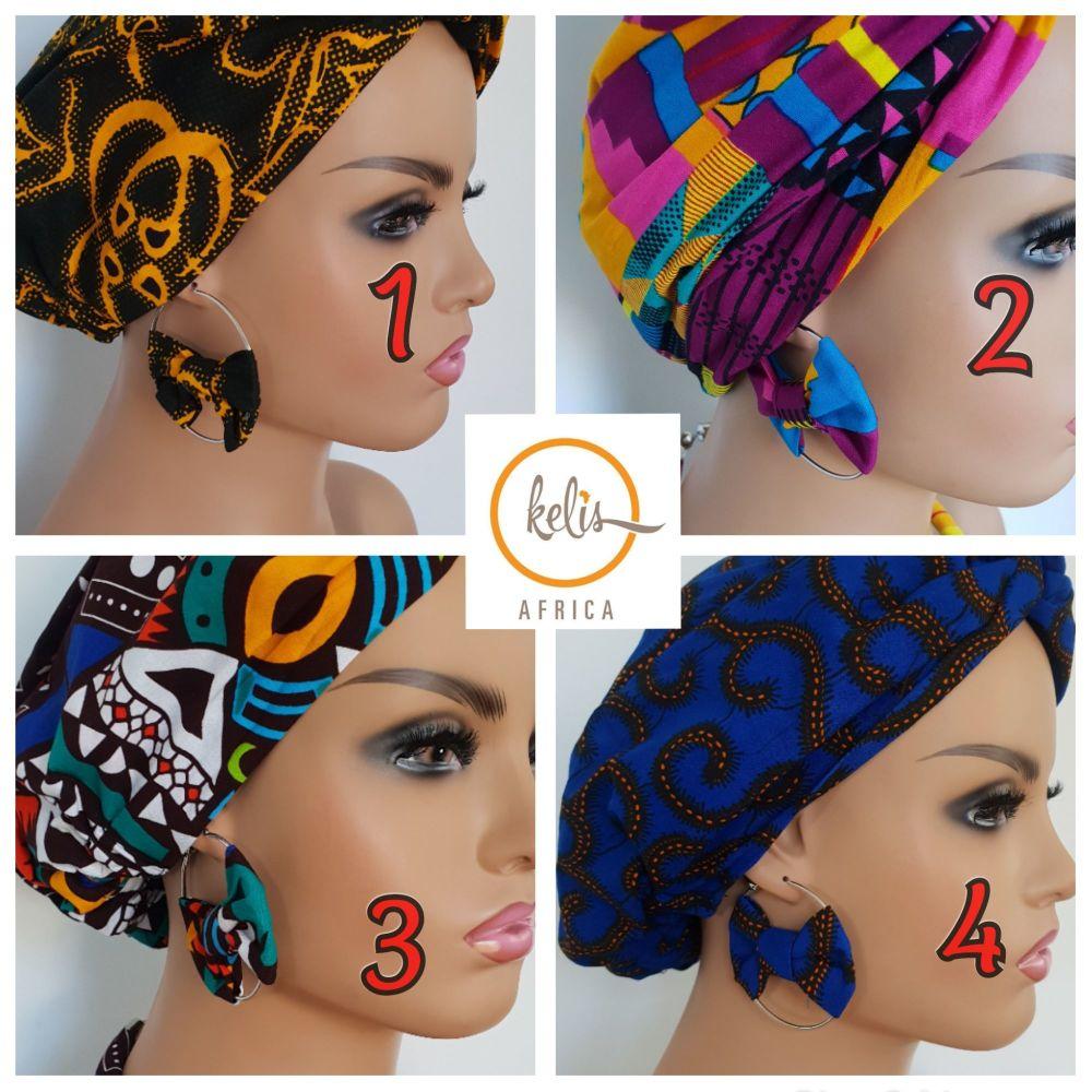 Earrings/ Bow